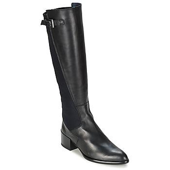 Zapatos Mujer Botas urbanas Stephane Gontard GIOVANI Negro