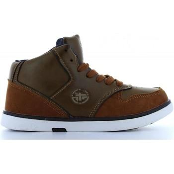 Zapatos Niño Zapatillas altas No Nukes B169750-B4920 Marrón