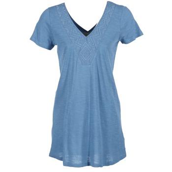 textil Mujer vestidos cortos Roxy DUSTIN Azul