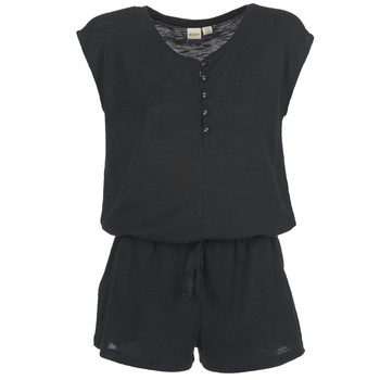textil Mujer Monos / Petos Roxy ALWAYS ON MY MIND Negro