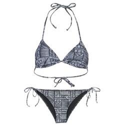 textil Mujer bikini Roxy DOLTY Negro / Blanco