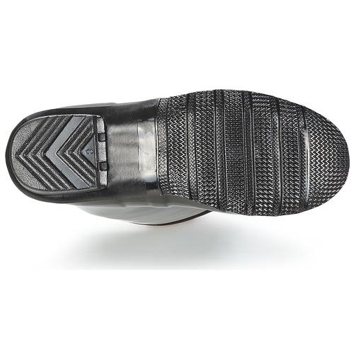 Zapatos promocionales Hunter WOMEN'S ORIGINAL TALL GLOSS Negro  Los zapatos más populares para hombres y mujeres