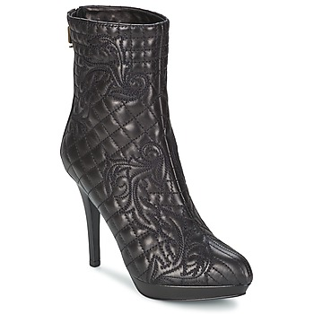 Zapatos Mujer Botines Versace MARGHERITA Negro
