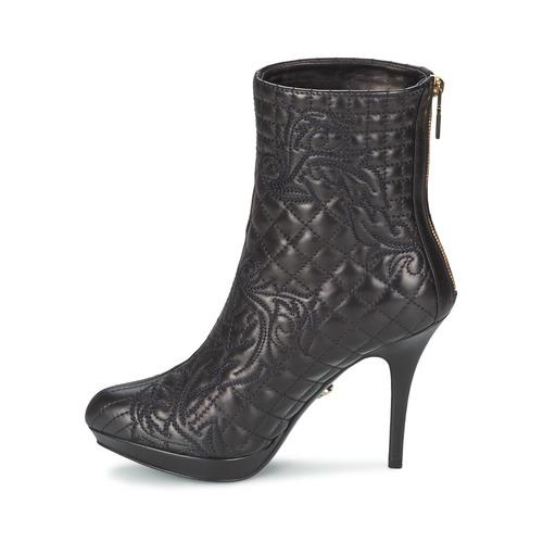 Versace MARGHERITA Negro - Zapatos Envío gratis Nueva promoción - Zapatos - Botines Mujer 58b1ba