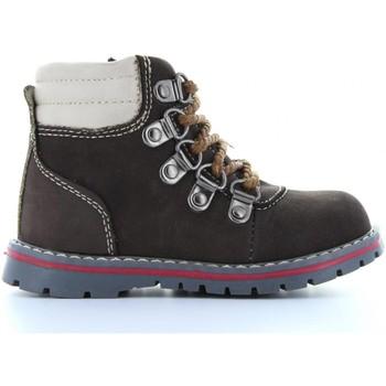 Zapatos Niña Botas de caña baja Happy Bee B169644-B1758 Marr?n