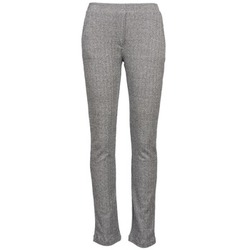 textil Mujer Pantalones fluidos Majestic 2908 Gris