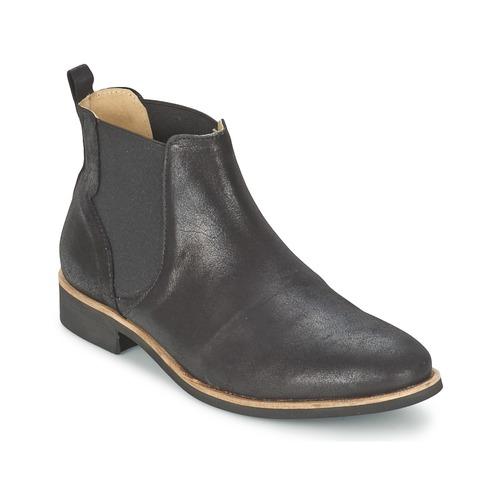 Los zapatos más populares para hombres y mujeres Zapatos especiales Petite Mendigote LONDRES Negro