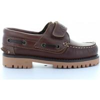 Zapatos Niños Zapatos náuticos Xti 53455 Marrón