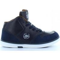 Zapatos Niños Zapatillas altas No Nukes B169750-B4920 Azul