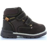 Zapatos Niños Botas de caña baja Happy Bee B169634-B1758 Marr?n