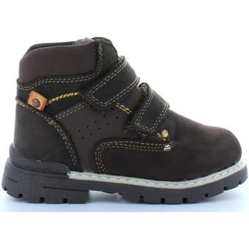 Zapatos Niños Botines Happy Bee B169634-B1758 Marrón