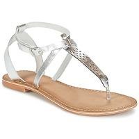 Zapatos Mujer Sandalias Vero Moda VMANNELI LEATHER SANDAL Plata