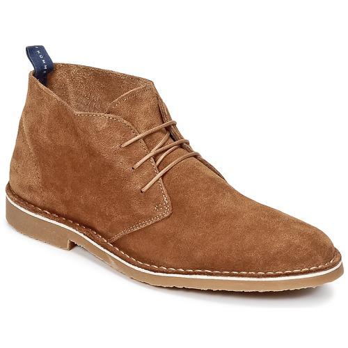 Zapatos Hombre Botas de caña baja Selected ROYCE NEW Camel