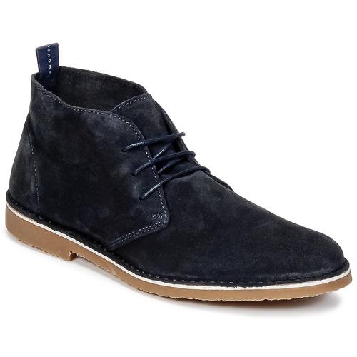 Zapatos Hombre Botas de caña baja Selected ROYCE NEW Marino
