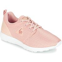 Zapatos Mujer Zapatillas bajas Le Coq Sportif DYNACOMF W FEMININE MESH Rosa