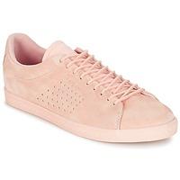 Zapatos Mujer Zapatillas bajas Le Coq Sportif CHARLINE NUBUCK Rosa