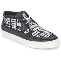 Zapatos Hombre Zapatillas altas McQ Alexander McQueen 353659 Negro
