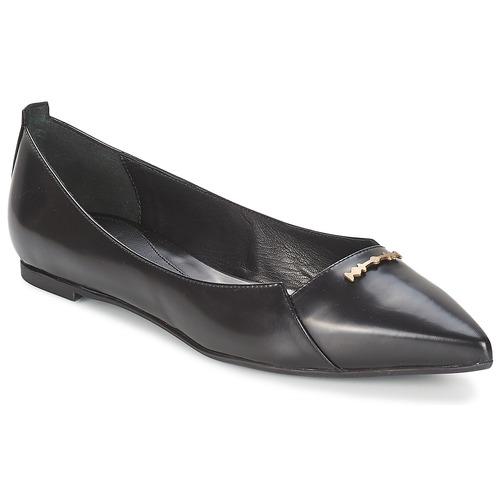 Zapatos Mujer Bailarinas-manoletinas McQ Alexander McQueen 375371 Negro