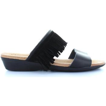 Zapatos Mujer Sandalias Cumbia 30123 R1 Negro