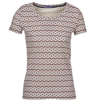 textil Mujer Camisetas manga corta Petit Bateau 10620 Multicolor