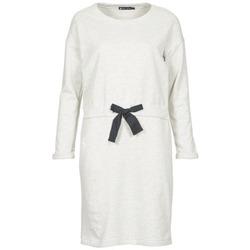 textil Mujer vestidos cortos Petit Bateau 10630 Gris