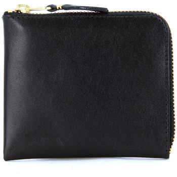 Bolsos Mujer Cartera Comme Des Garcons Bolso de mano rectangular  en piel Negro