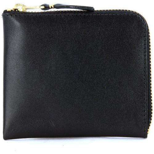 Bolsos Mujer Cartera Comme Des Garcons Bolso de mano rectangular  en piel negra Negro