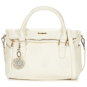 Bolsos Mujer Bolso Desigual LOVERTY  ALEX Blanco