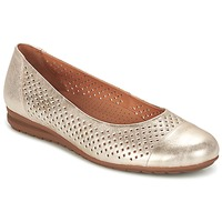 Zapatos Mujer Bailarinas-manoletinas Gabor ELASSY Oro