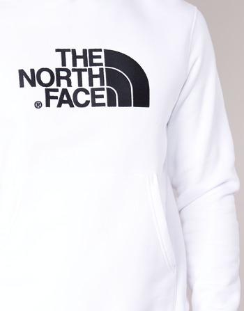 The North Face DREW PEAK PULLOVER HOODIE Blanco