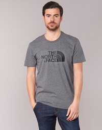 textil Hombre camisetas manga corta The North Face EASY TEE Gris