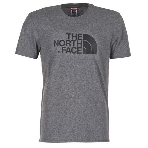 textil Hombre Camisetas manga corta The North Face EASY TEE Gris