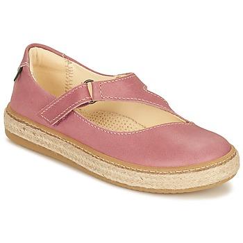 Zapatos Niña Bailarinas-manoletinas El Naturalista JASPER Rosa