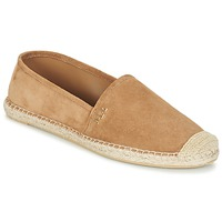 Zapatos Mujer Alpargatas Ralph Lauren DANITA ESPADRILLES CASUAL Camel