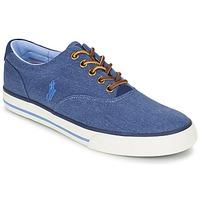 Zapatos Hombre Zapatillas bajas Polo Ralph Lauren VAUGHN Azul