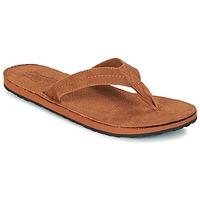 Zapatos Hombre Chanclas Ralph Lauren EDGEMONT Marrón