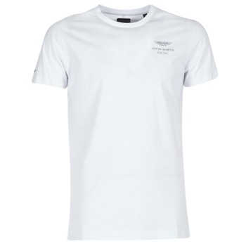 textil Hombre camisetas manga corta Hackett VEZINO Blanco