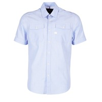 textil Hombre camisas manga corta G-Star Raw LANDOH Azul