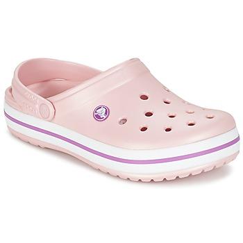 Zapatos Mujer Zuecos (Clogs) Crocs CROCBAND Rosa