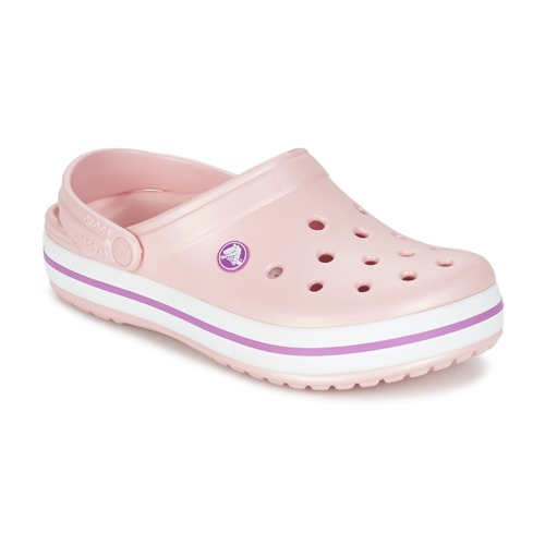 Zapatos Zuecos (Clogs) Crocs CROCBAND Rosa