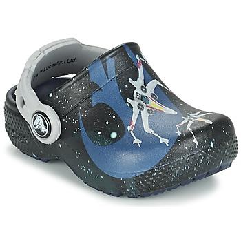 Zapatos Niño Zuecos (Clogs) Crocs Crocs Funlab STarwars Clog Marino