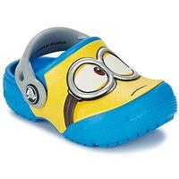Zapatos Niños Zuecos (Clogs) Crocs Crocs Funlab Despicalbe me 3 Azul