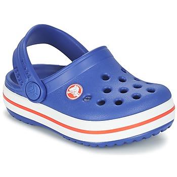 Zapatos Niños Zuecos (Clogs) Crocs Crocband Clog Kids Azul