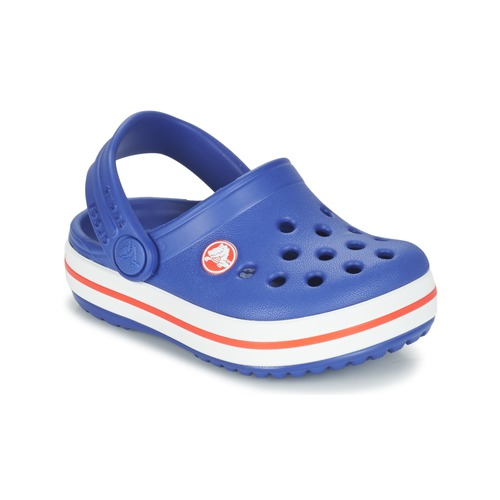 Crocs Crocband Clog Kids Azul - Envío gratis | ! - Zapatos Zuecos (Clogs) Nino