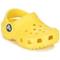 Zapatos Niños Zuecos (Clogs) Crocs Classic Clog Kids Amarillo
