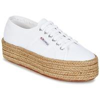 Zapatos Mujer Zapatillas bajas Superga 2790 COTROPE W Blanco