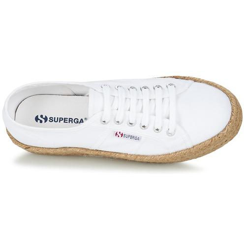 Superga 2790 COTROPE Nueva W Blanco - Envío gratis Nueva COTROPE promoción - Zapatos Deportivas bajas Mujer bc3d3b