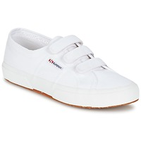 Zapatos Mujer Zapatillas bajas Superga 2750 COT3 VEL U Blanco