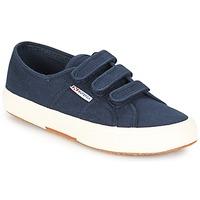Zapatos Mujer Zapatillas bajas Superga 2750 COT3 VEL U Marino