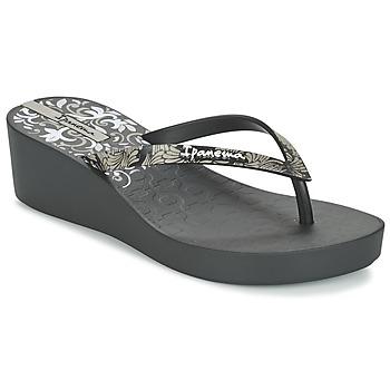 Zapatos Mujer Chanclas Ipanema ART DECO III Negro